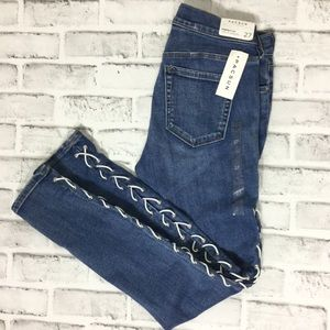 Pacsum marilyn ankle jegging 27